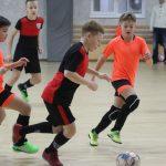 Новогодний Кубок Лиги Содружества по футзалу среди детей-2020