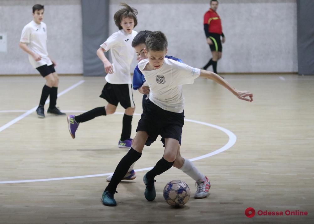 Футзал: в Крыжановке состоялся традиционный детский Новогодний турнир (фото, видео)