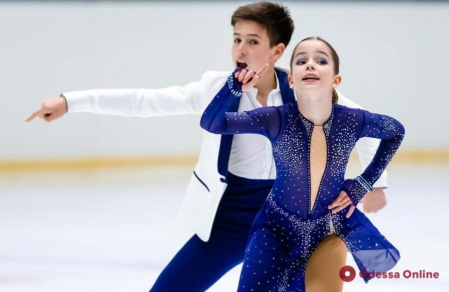 Одесса примет международный турнир по спортивным танцам на льду