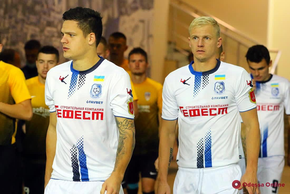 Одесский футболист покидает «Черноморец»