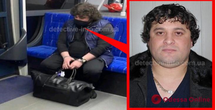 В Одесском аэропорту задержали «вора в законе» Миндию Горадзе