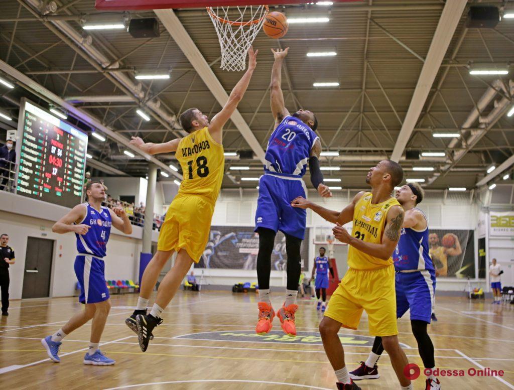 Баскетбол: «Одесса» уступает в Тернополе, «Химик» побеждает в Киеве