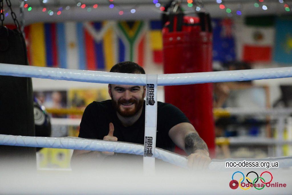 Спортивная пятиминутка. Цотне Рогава: «Главная задача – завоевать лицензию на Олимпийские игры»