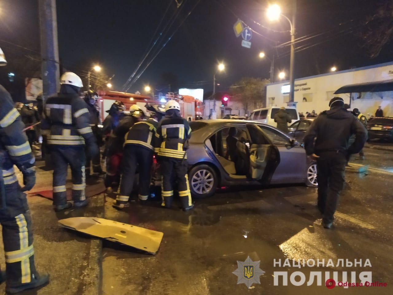 Виновнику ДТП на Разумовской предъявили подозрение