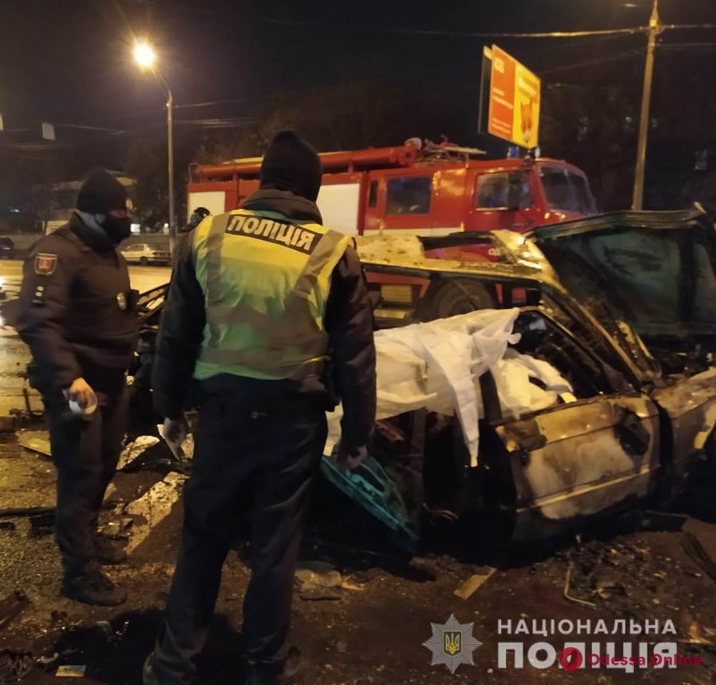 В жутком ДТП на Разумовской два человека погибли и шестеро пострадали