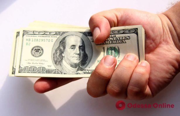 Уроженец Донбасса украл у одесситки три тысячи долларов