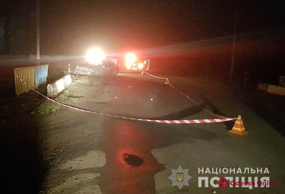 В Одесской области водитель Mercedes сбил велосипедиста и хотел увезти тело в багажнике