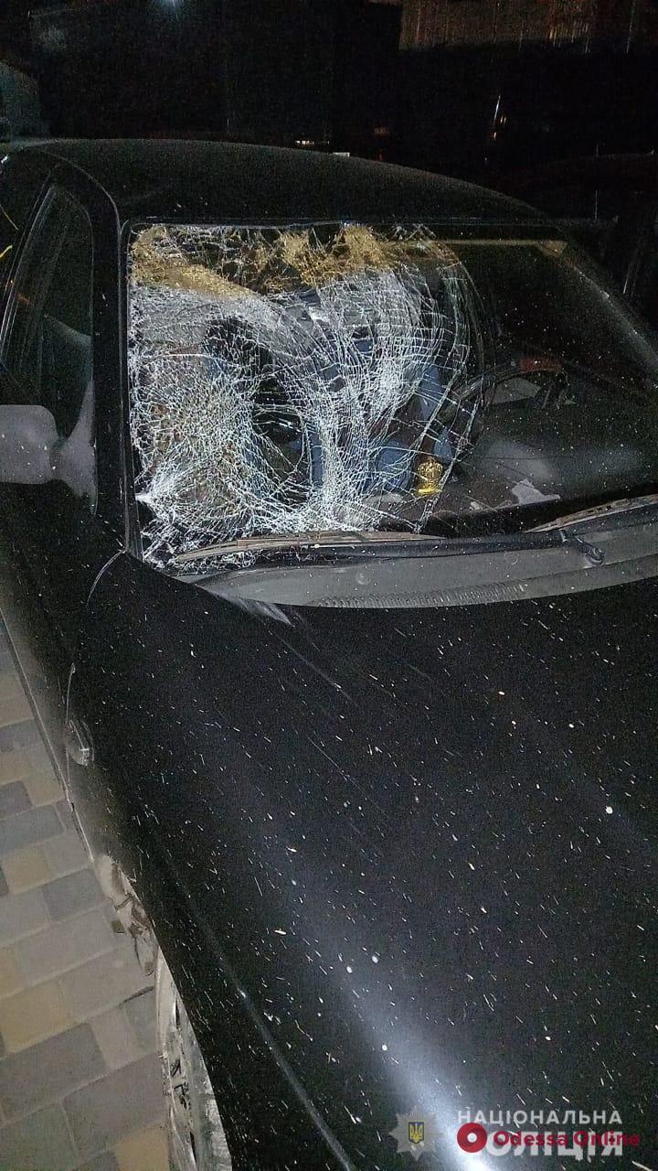 В Одесской области разыскали водителя, который насмерть сбил велосипедиста