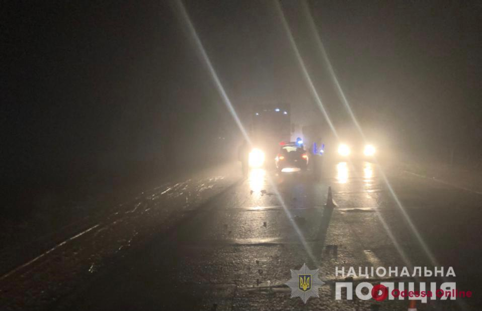 В районе Клеверного моста грузовик насмерть сбил пешехода