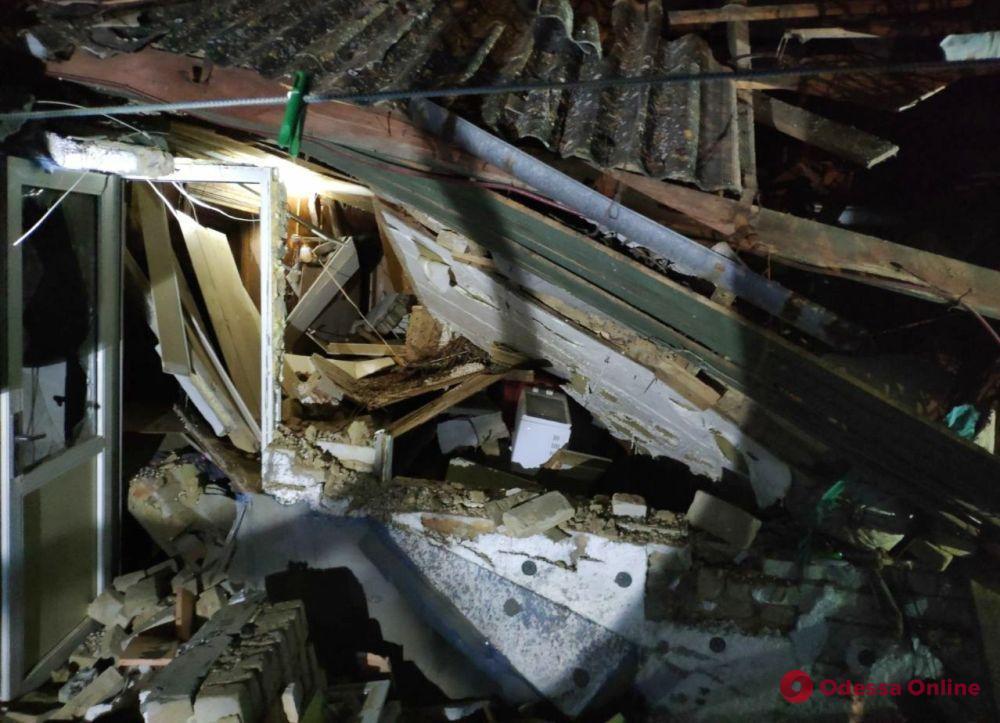 В Белгороде-Днестровском при взрыве в частном доме пострадали два человека