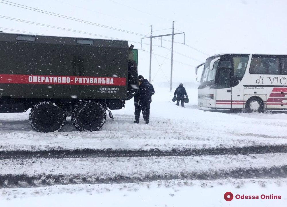 В службе спасения предупреждают об ухудшении погодных условий в первый день февраля