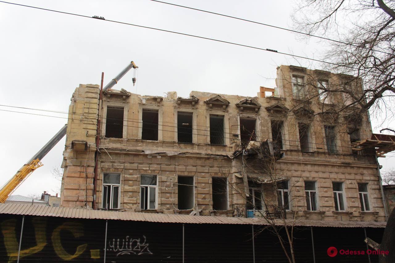 На месте рухнувшего дома на Торговой не будут строить высотку, — мэрия