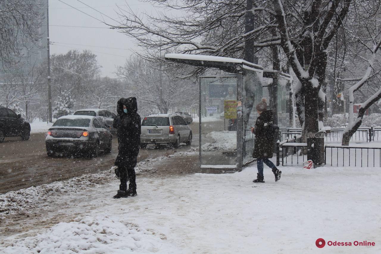 Одесситов просят ограничить перемещения по городу