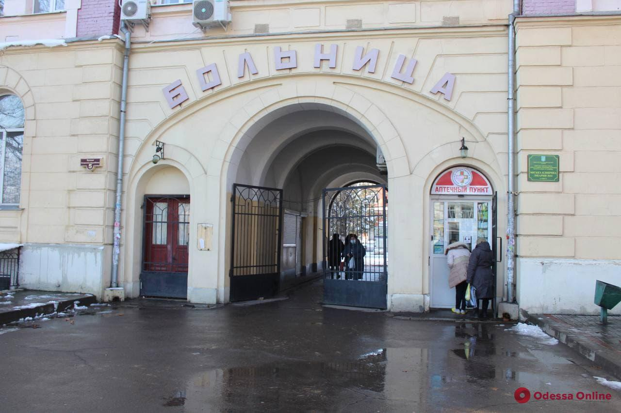Ушибы и переломы: в Одессе во время снегопада травмировались 54 человека