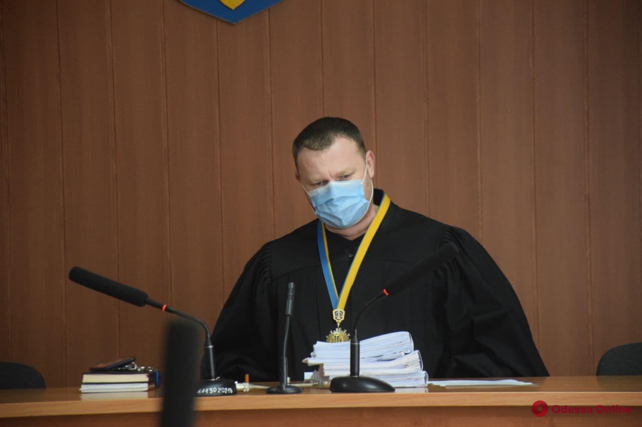 Бунт в одесской колонии: в суде дал показания пострадавший пожарный