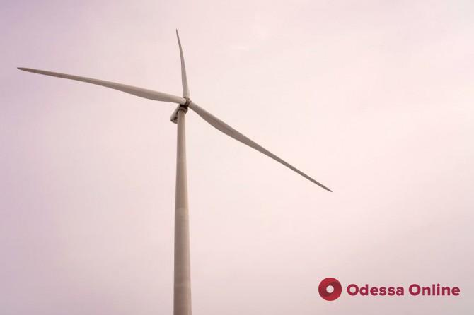 В Одесской области заработает еще одна ветряная электростанция