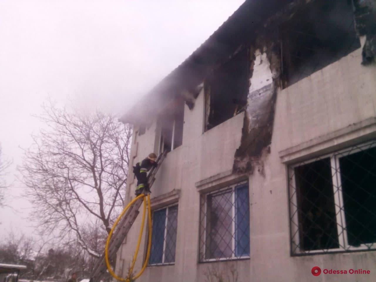 В Украине объявят день траура по погибшим при пожаре в харьковском доме престарелых