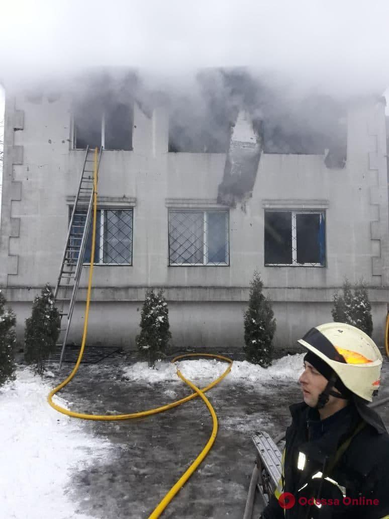 В Харькове суд арестовал арендатора сгоревшего дома престарелых