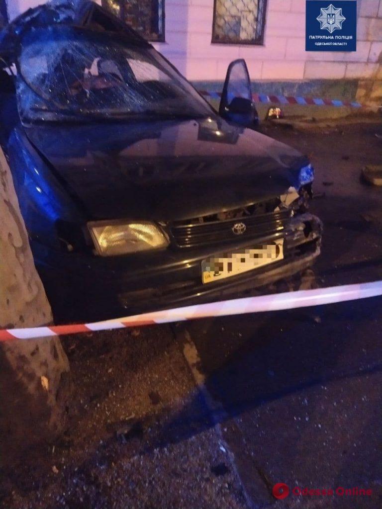 На Молдаванке произошло смертельное ДТП (обновлено)