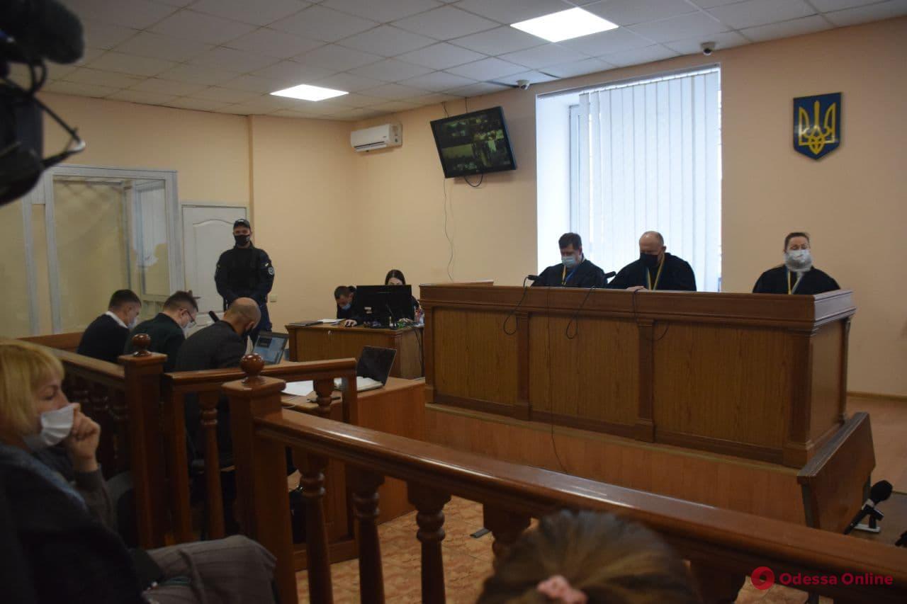 Дело Стерненко: суд отпустил активиста на поруки