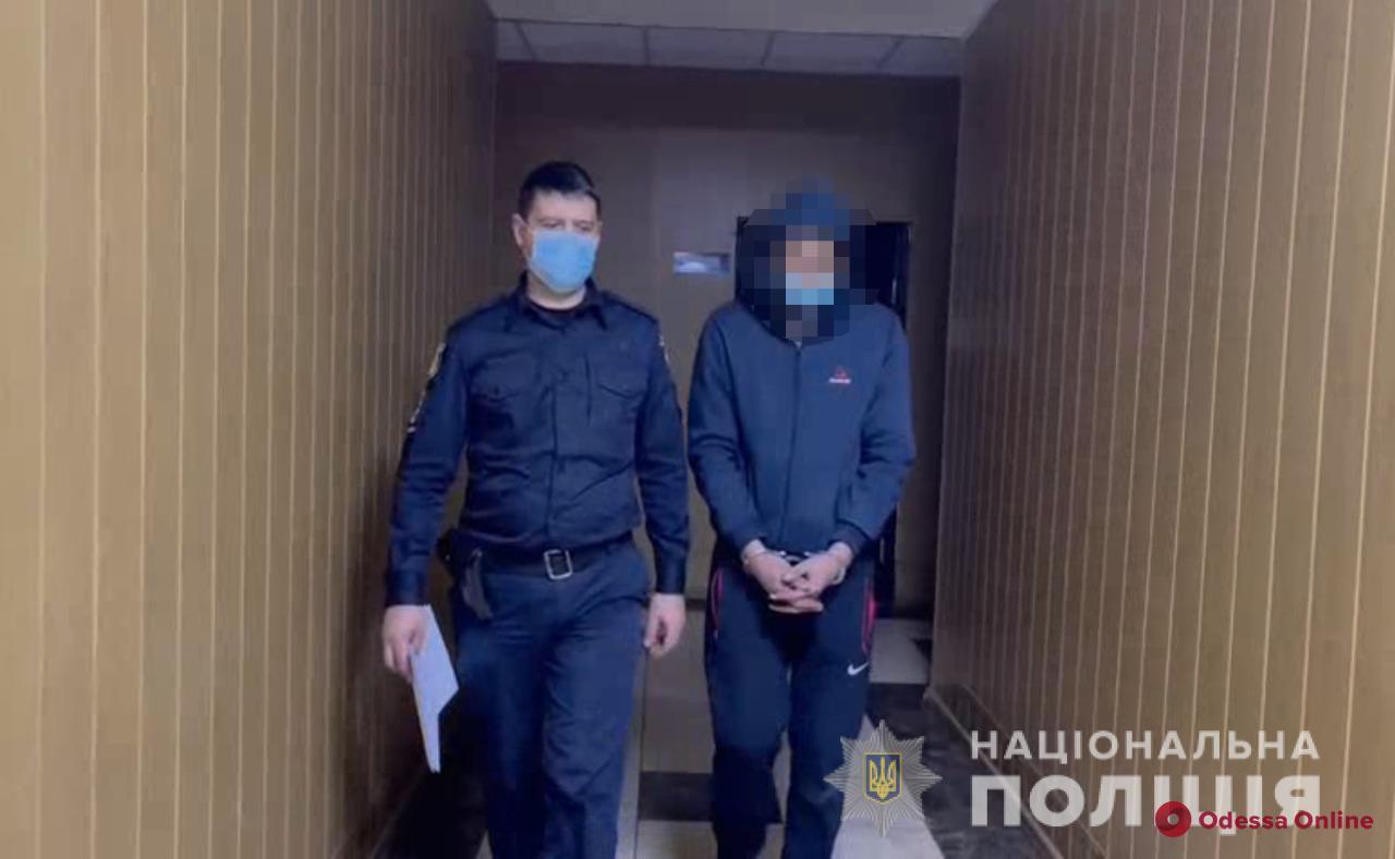 Под Одессой пьяный мужчина до смерти забил жену палкой