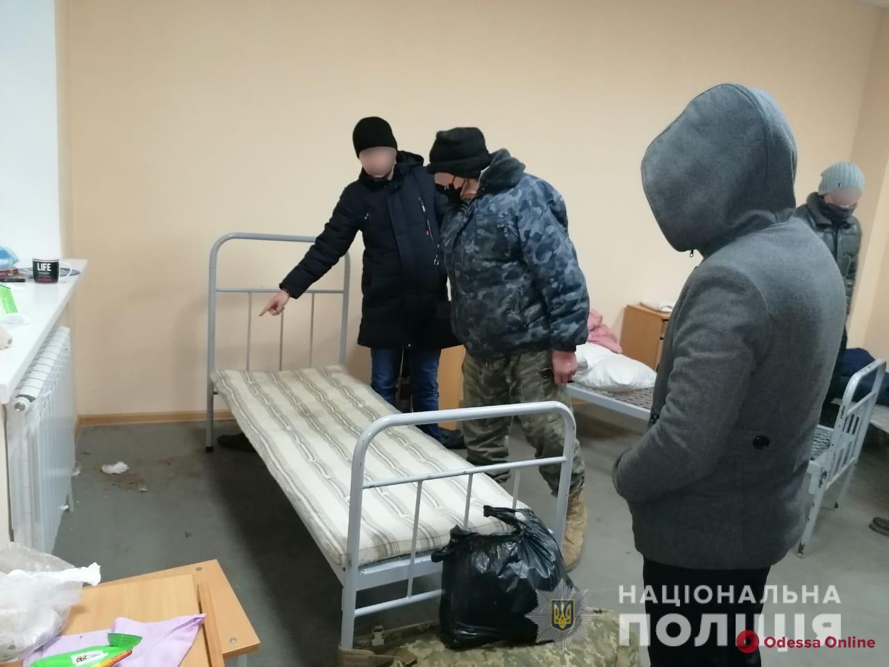 Убийство военнослужащего в Одесской области: подозреваемого отправили в СИЗО