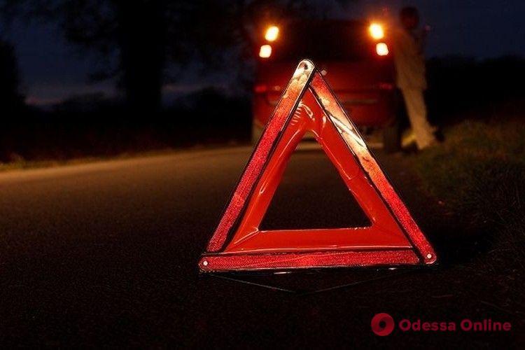 В Любашевском районе в ДТП погиб мужчина