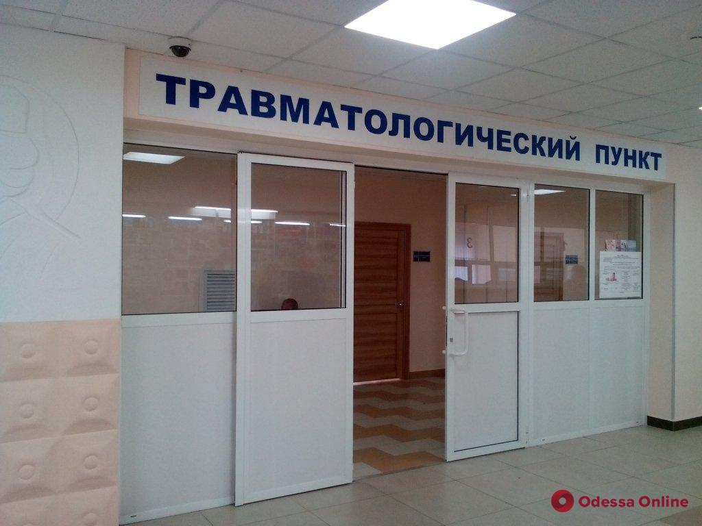 В Одессе из-за гололедицы в травмпункты обратились 98 человек