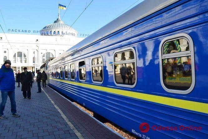Министр инфраструктуры: к 2030 году из Одессы в Киев поезд будет ездить со скоростью 350 км/ч