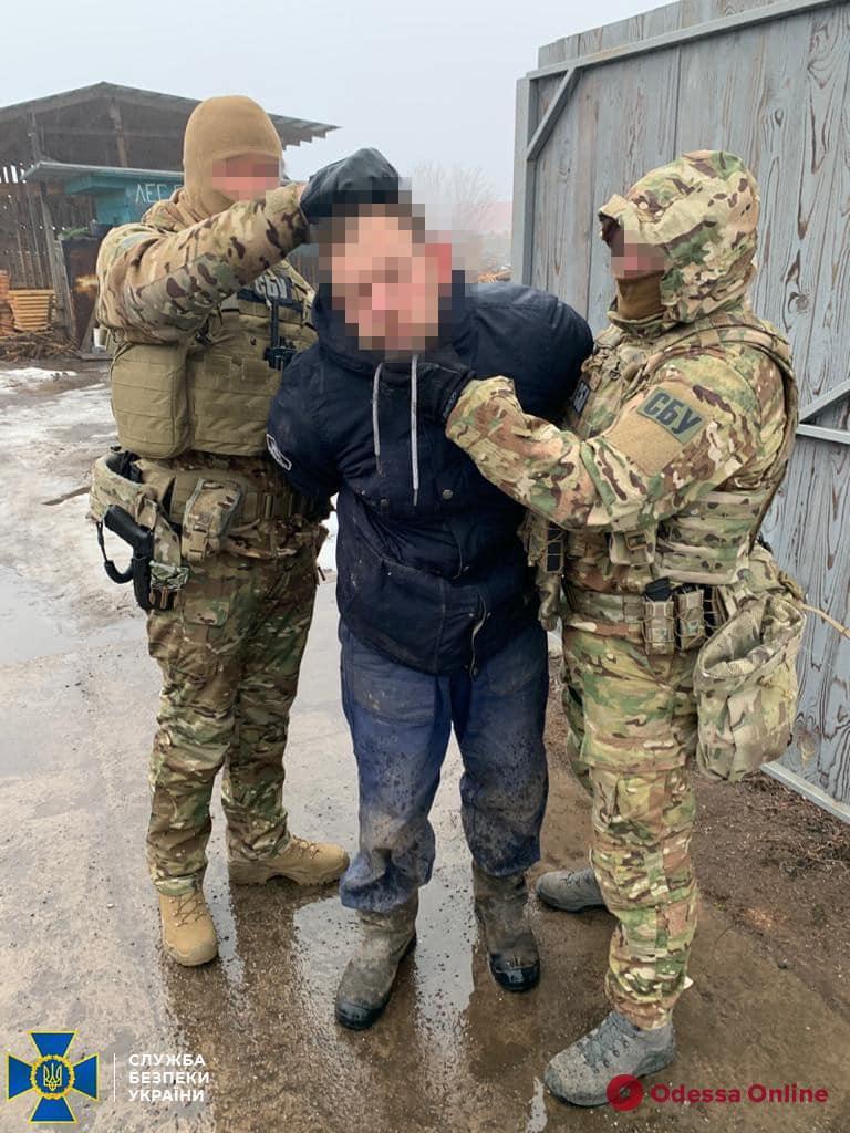 В Одесской области СБУ задержала организатора крупной нарколаборатории