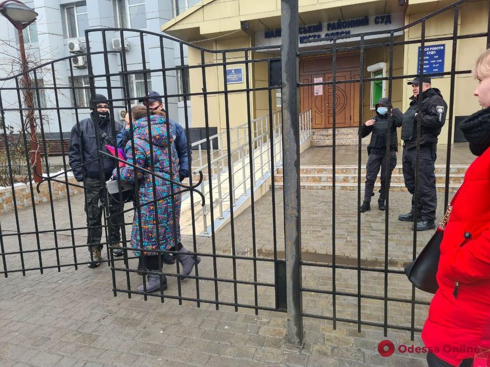 В Одессе второй день подряд «минируют» Малиновский райсуд (обновлено)