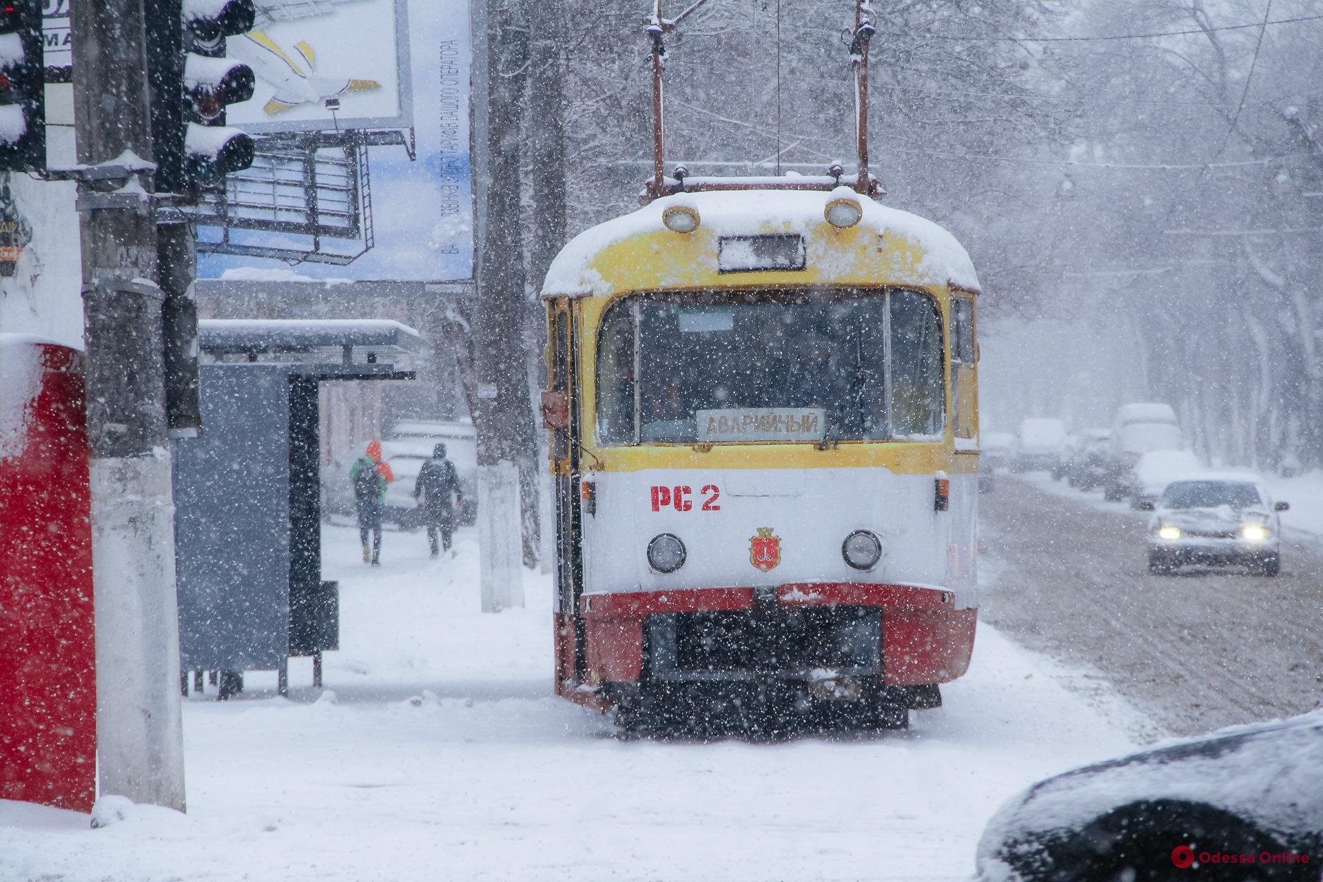 Погода в Одессе 12 февраля: ожидается похолодание, гололедица и сильная метель
