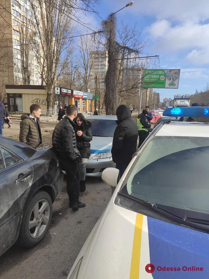 Нападение на журналистов: жителю Суворовского района Одессы объявили о подозрении
