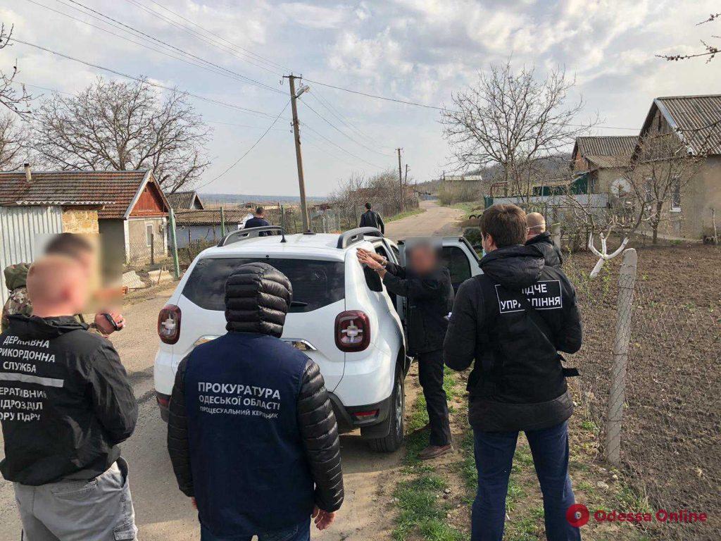 Незаконно переправлял людей через границу: суд вынес приговор жителю Одесской области