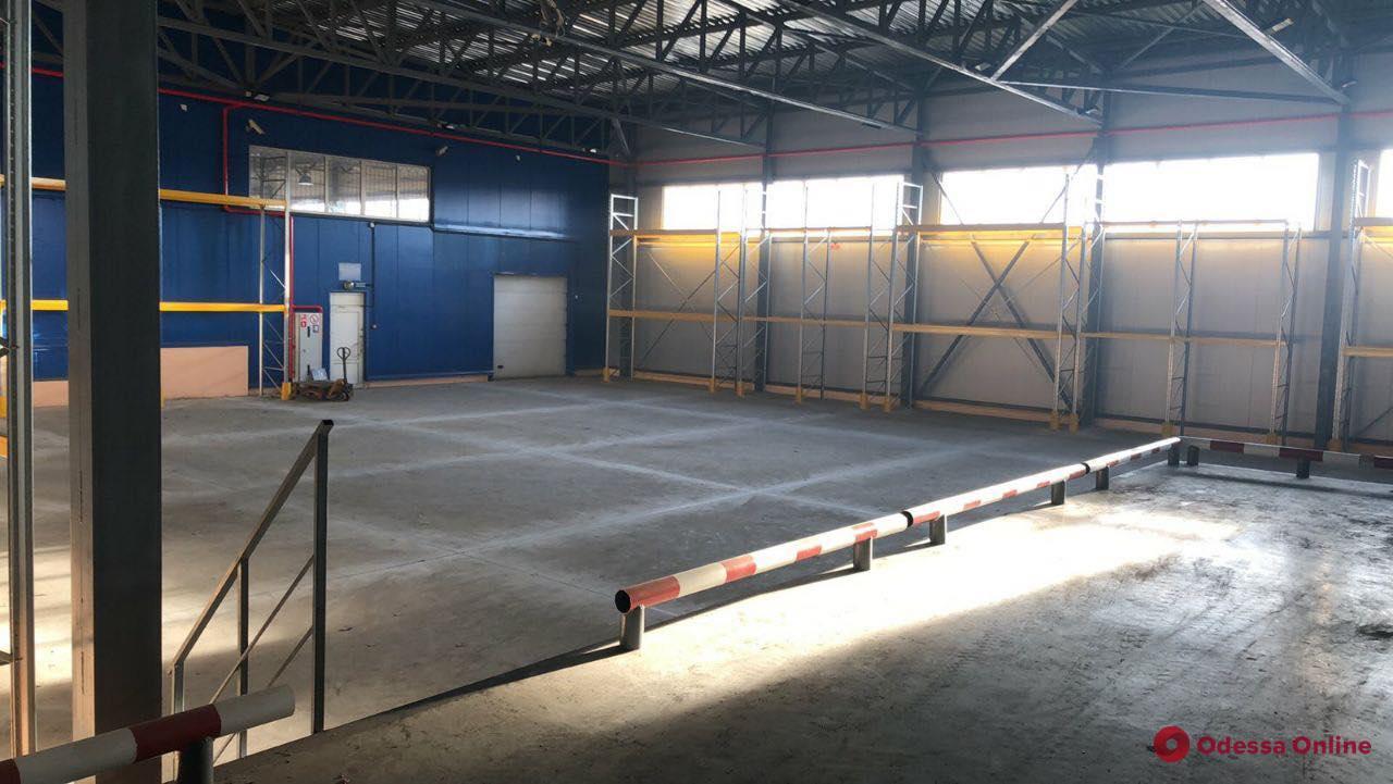 Компания «Евротерминал» открыла первый таможенно-лицензионный склад на территории Одесского порта