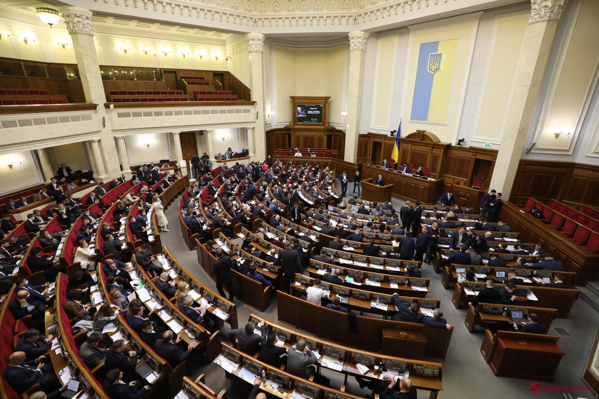 Верховная Рада ужесточила ответственность за вождение в нетрезвом виде и превышение скорости