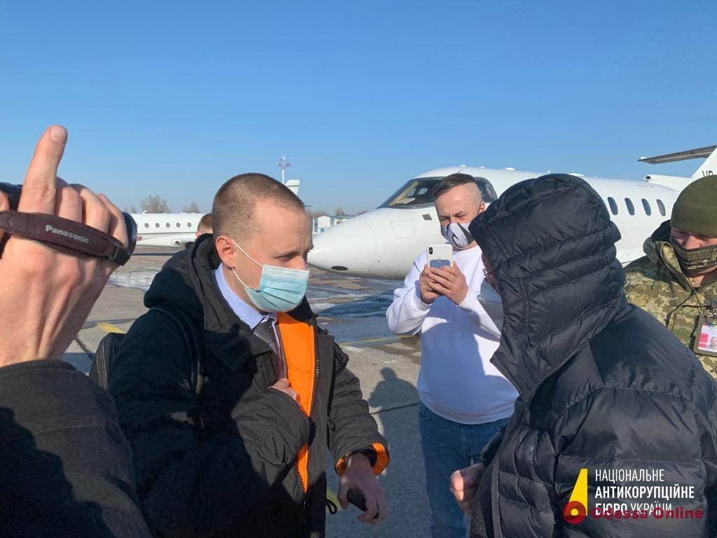 В аэропорту «Борисполь» задержан бывший первый замглавы «Приватбанка»