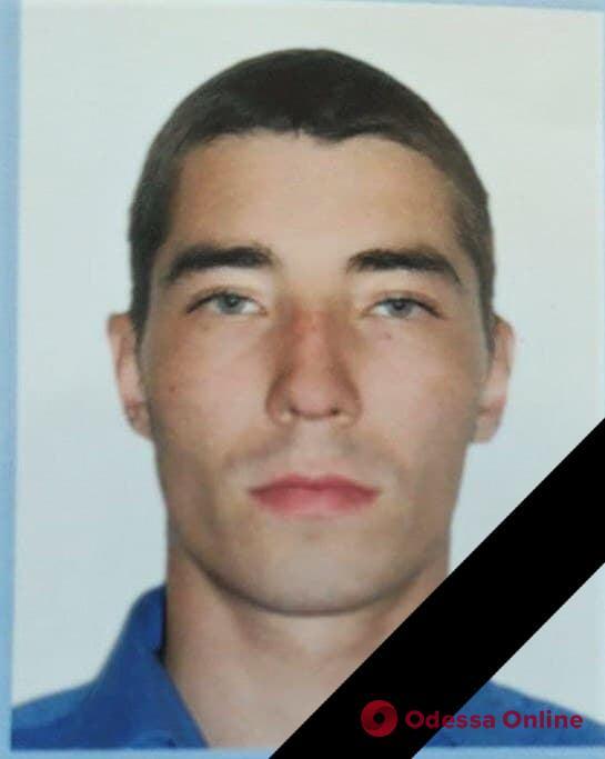 В зоне ООС погиб боец из Одессы