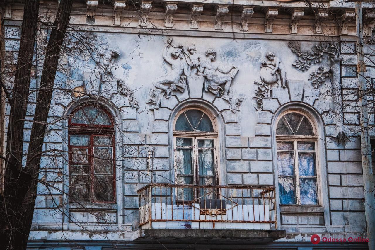 Улица Маразлиевская в преддверии весны (фоторепортаж)
