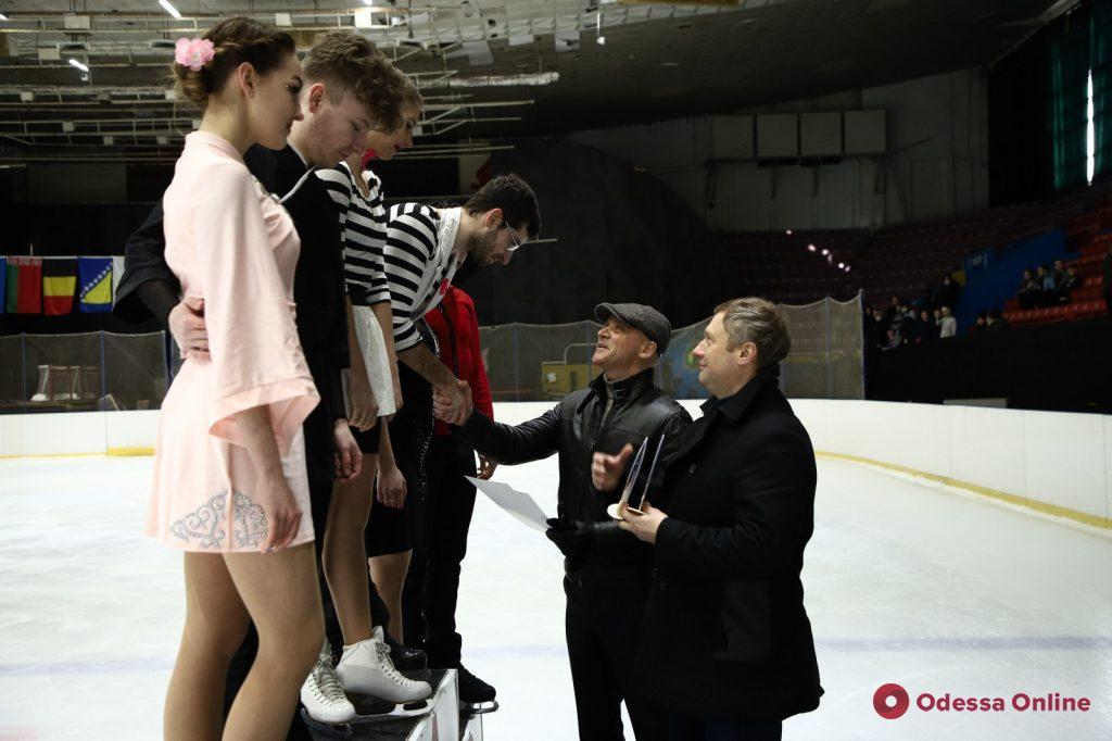 Фигурное катание: в Одессе завершился Международный турнир «LuMi Dance Trophy» (фото, видео)