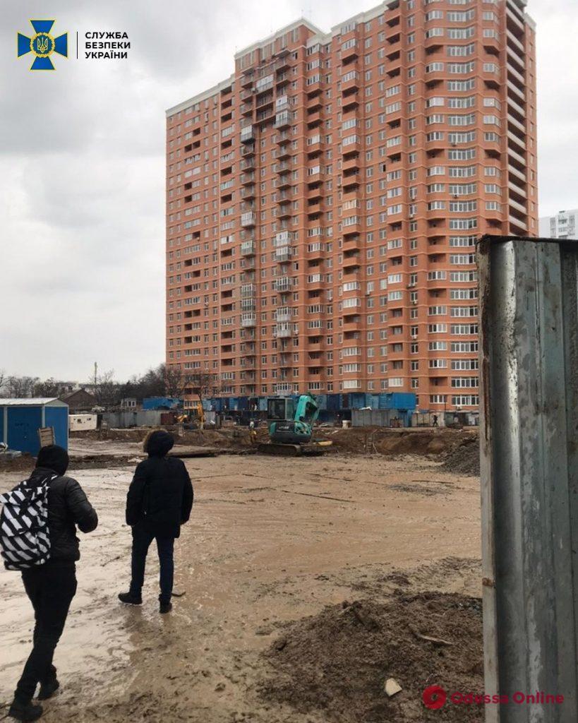 В Одессе СБУ разоблачила сотрудников горсовета и прокуратуры в незаконном отчуждении земель Госспецсвязи