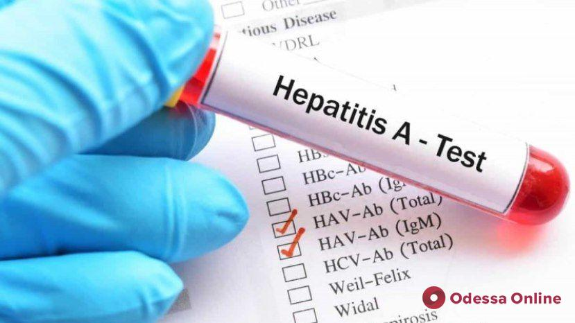 В Одесской области зафиксировали вспышку гепатита в детском доме