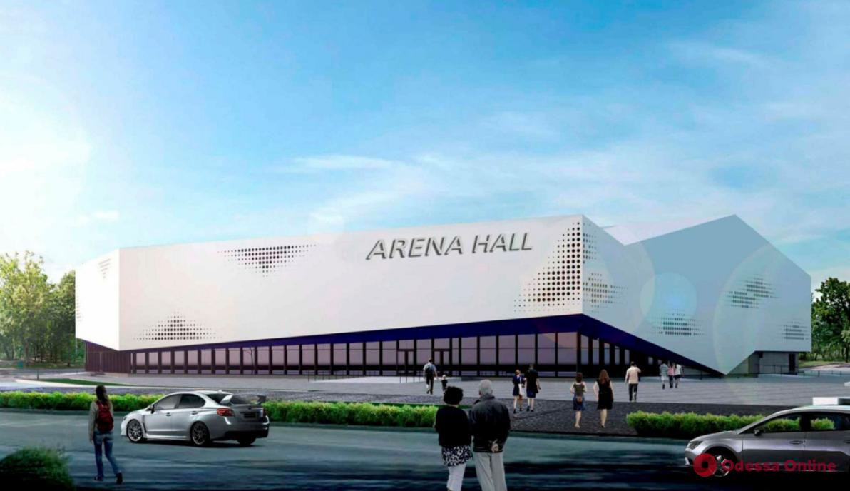 В Одессе построят Дворец спорта возле аэропорта
