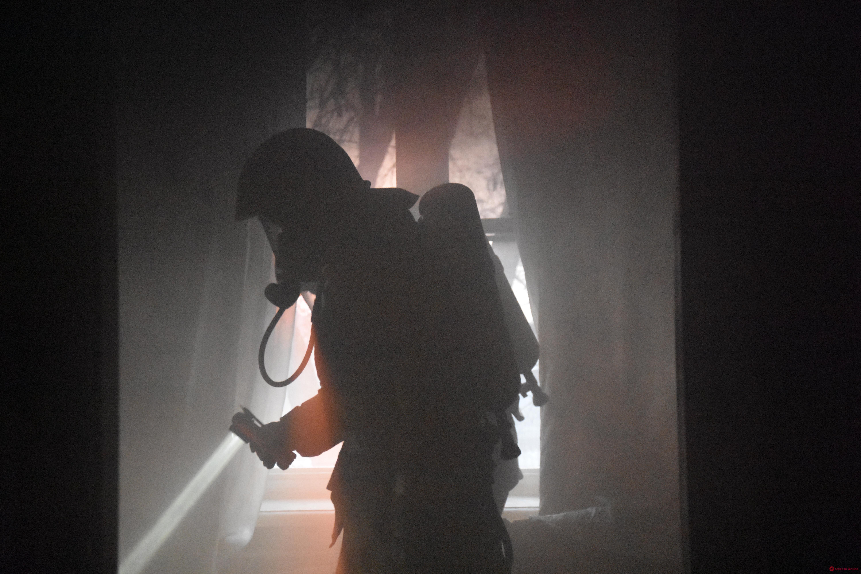 В центре Одессы во время пожара погибла женщина