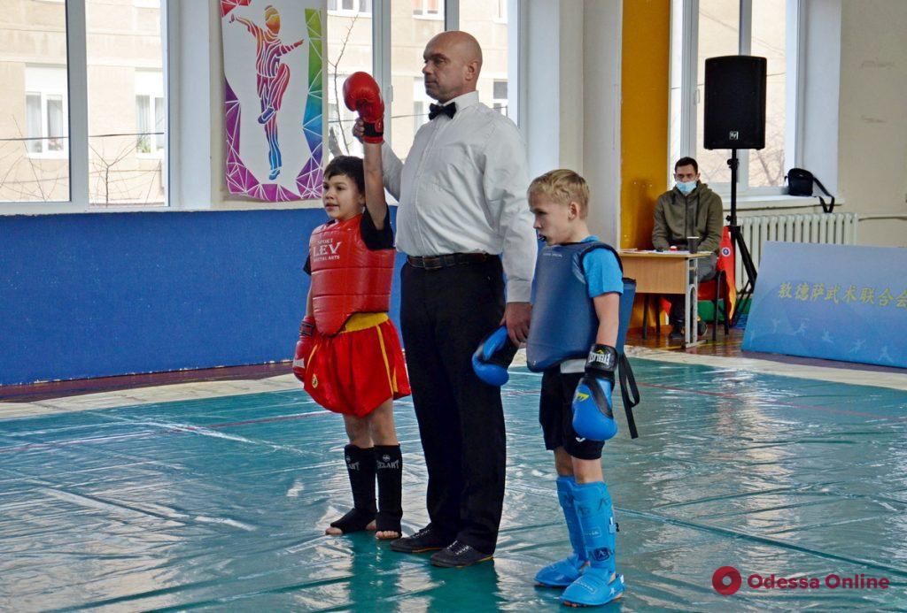 Одесса приняла Открытый чемпионат области по контактному ушу