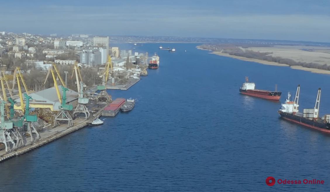 Одесский облсовет выступает против передачи флота «Украинского дунайского пароходства» венгерской компании