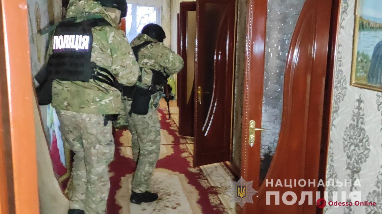 В Одесской области разоблачили группу торговцев метадоном
