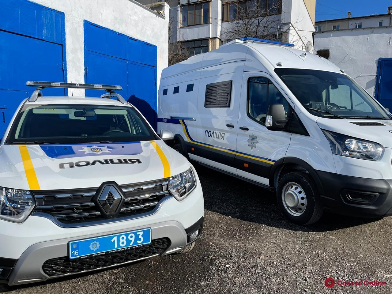 В Белгороде-Днестровском открыли обновленный изолятор временного содержания (фото)