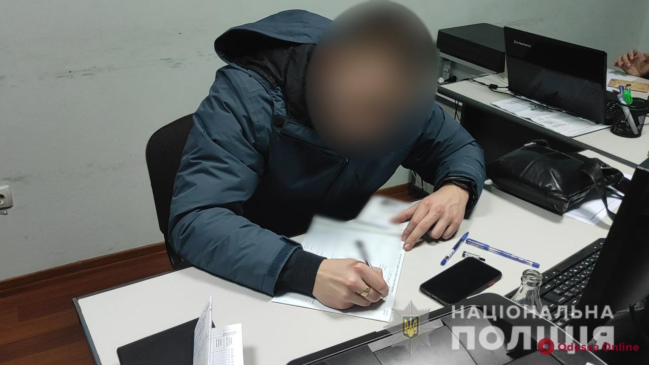 В Одессе правоохранители пресекли работу борделя (видео)