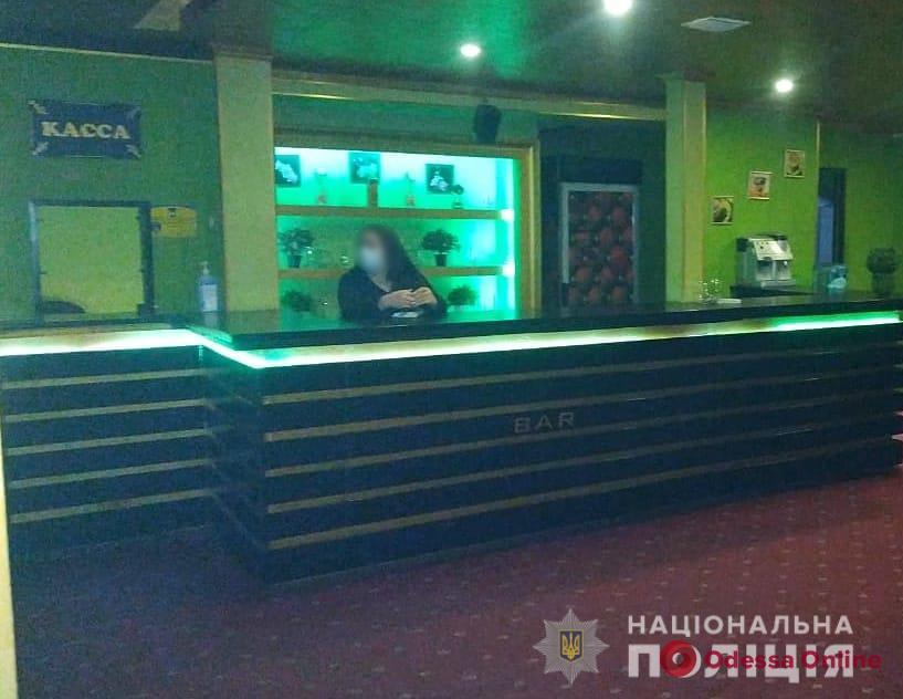В Одессе полиция закрыла шесть подпольных казино